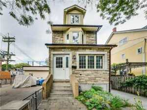 145 BOSTON AVE, Carlaw/Dundas, Basement 2BR, Utilities FREE