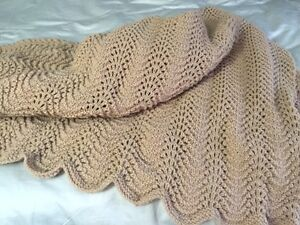 Afghan: Hand Knit