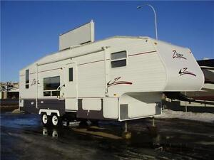 **SAVE LOTS of MONEY** WHY NOT BUY a Lightly Used RV Instead? Edmonton Edmonton Area image 2