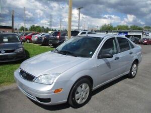 2007 Ford Focus 4dr Sdn