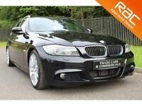 2010 10 BMW 3 SERIES 3.0 330D M SPORT TOURING 5D AUTO 242 BHP DIESEL