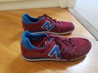Great condition New Balances - Size 10 UK