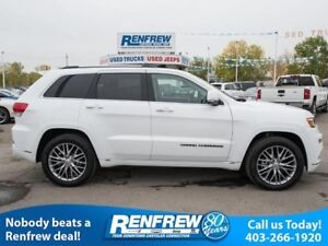 2017 Jeep Grand Cherokee 4WD 4dr Summit V8