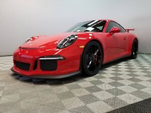 2015 Porsche 911 GT3 | CPO | Ext. Warranty | HIGH SPEC! | Carbon