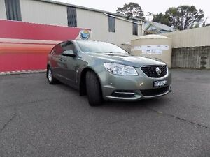 2014 Holden Commodore VF Evoke Grey 6 Speed Automatic Sportswagon West Gosford Gosford Area Preview