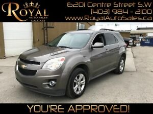 2010 Chevrolet Equinox 1LT PWR EVERYTHING, INT PHONE, AUX INPUT