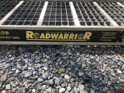 ROM Surefoot Roadwarior loading ramps 14 Ft 1000 lb. Load Capacity