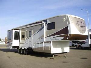 **SAVE LOTS of MONEY** WHY NOT BUY a Lightly Used RV Instead? Edmonton Edmonton Area image 11