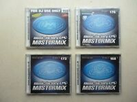 MASTERMIX DOUBLE CD'S