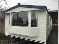CHEAP STATIC CARAVAN FOR SALE OFF SITE, NEW CARPETS, FULLY VALETED