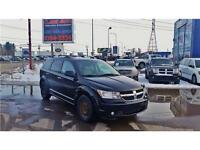DODGE JOURNEY 2010 R/T AWD 7 PASSAGERS/GPS/DVD/CAMÉRA/CUIR WOW!!