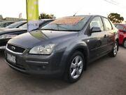2007 Ford Focus LS LX Grey 4 Speed Sports Automatic Sedan Maidstone Maribyrnong Area Preview