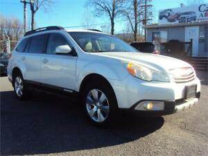 2011 Subaru Outback 3.6R Limited LEATHER HEATED SEATS