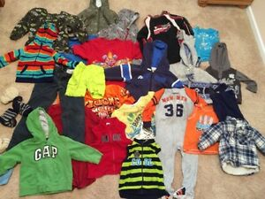 Gently Used 12 month and Up Boys Clothing