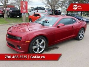 2012 Chevrolet Camaro 1SS; VERY LOW KM, 426 HP, 6 SPEED MANUAL