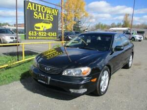2002 Infiniti I35 LOADED ** SAFETY AND WARRANTY INCLUDED**