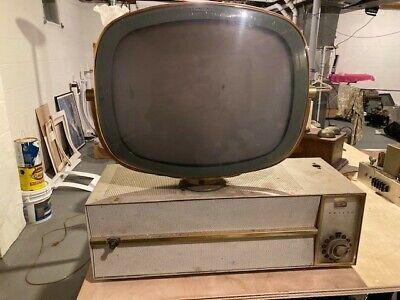 Vintage Philco TV circa 1950s