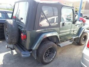 jeep wrangler 6 cylindres
