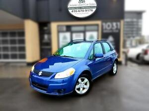 2010 Suzuki SX4 Htchbck JX,auto,AWD,alloy,cert/wrrnty available