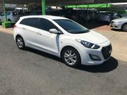 2014 Hyundai i30 WAGON Active White 6 Speed Automatic Wagon Casino Richmond Valley Preview