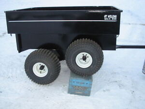 Heavy Duty ATV Tub trailers Regina Regina Area image 4