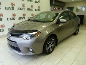 Toyota Certified 2016 Corolla LE Upgrade Package   PST PAID