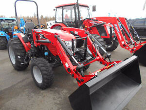 NEW 2017 X1.35 McCormick Tractor with Front Loader