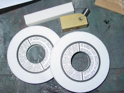 Powermatic Planer Grinding Wheels Stone Dresser Kit Optomize Your Planer