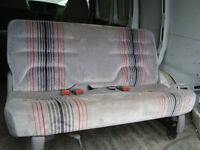 DODGE CARAVAN REAR BENCH SEAT