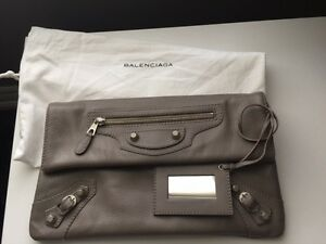 Balenciaga Giant 12 Envelope Arena Clutch