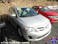 2012 Toyota Corolla auto PW AC 58000km inspected - nlcarshop.com