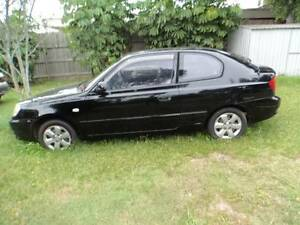 2005 Hyundai Accent Hatchback Rwc,Good Cond In & Out Tidy BARGAIN Sandgate Brisbane North East Preview