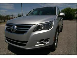 2009, Volkswagen, Tiguan, Panoramic sunroof & Leather 4WD,
