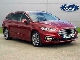 image for 2021 Ford Mondeo 2.0 Hybrid Titanium Edition 5Dr Auto Estate Hybrid Automatic