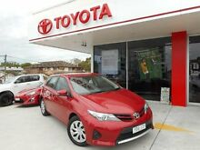 2013 Toyota Corolla ZRE182R Ascent Wildfire 7 Speed CVT Auto Sequential Hatchback Allawah Kogarah Area Preview