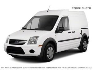"""2012 Ford Transit Connect 114.6"""" XLT  w/o rear door glass"""