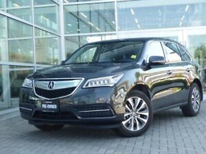 Acura MDX 2016 Navi Grey 7 seaters (LEASE takeover) 15 months