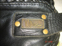 """ LIKE NEW "" Willie G Davidson Motorcycle Chaps"