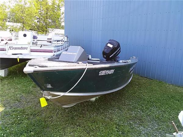 Used 1993 Lund Boat Co 1700 Pro Guide