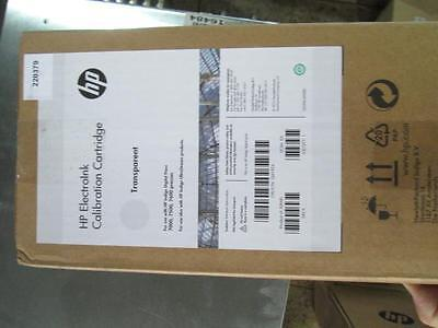 Hp Indigo Electroink Q4197a Calibration Cartridge Transparent For 3000 7500