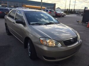 2006 Toyota Corolla CE PLUS ,No Rust,Safety,Ready to drive!!!!!