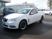 2014 Holden Ute VF MY14 Ute White 6 Speed Sports Automatic Utility Dubbo Dubbo Area Preview
