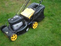 Maculloch M46-500 CD petrol mower immaculate