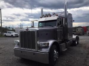 *REPO* 2011 Peterbilt 388 Highway Tractor No DEF *REPO* LOT#4492