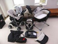 Mamas & Papas Mpx ultima 8 in 1 travel system plus many extras