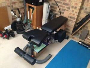 Body Iron AUS Workout Bench Salamander Bay Port Stephens Area Preview