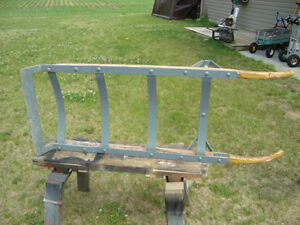 VINTAGE FAIRBANKS MORSE STEEL HAND CART