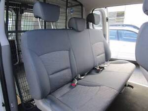 2012 HYUNDAI ILOAD VAN CREW TQ TD 2.5LTR with books, Auto, 6 seat Currumbin Waters Gold Coast South Preview