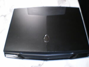 ALIENWARE M17X LAPTOP FOR PARTS OR REPAIR