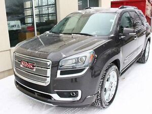 2016 GMC Acadia Denali AWD LOADED 1 OWNER FINANCE AVAILABLE